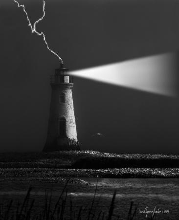 Storm on Cockspur