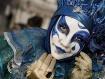 The Blue Clown