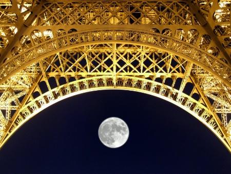Parisian Moon...
