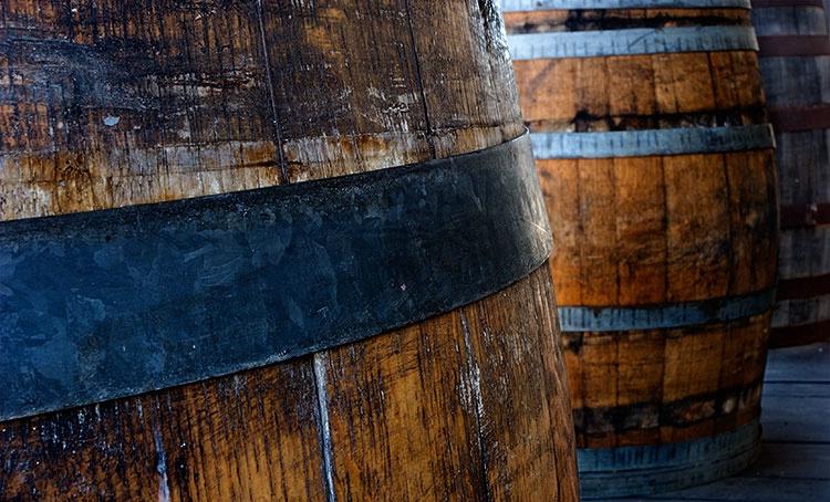 Barrels in Old Town Dan Diego