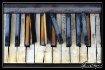 Broken Piano Keys