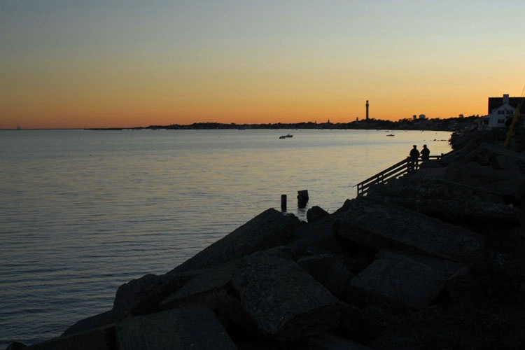 """Provincetown Sunset"""