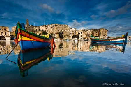 Photography Contest Grand Prize Winner - March 2009: Senglea Creek