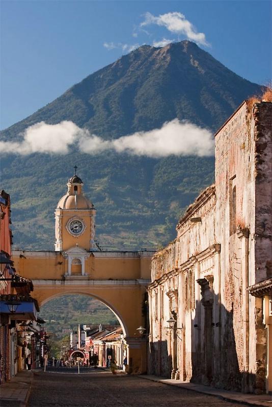 Arco de Santa Catarina, Antigua, Guatemala