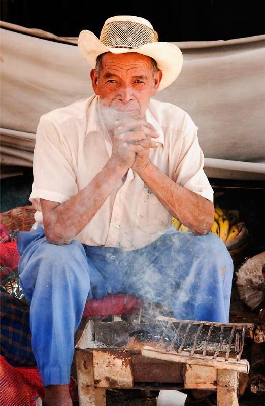 Guatemalan man