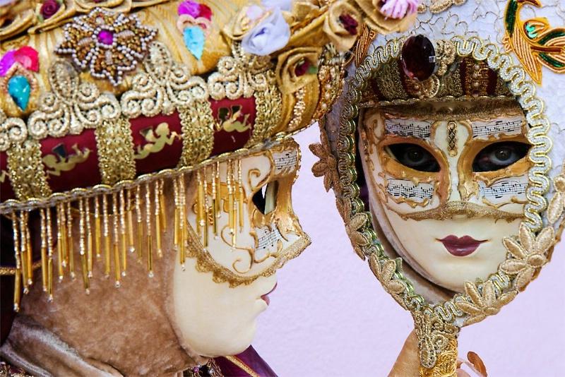 Carnivale, Venice, Italy