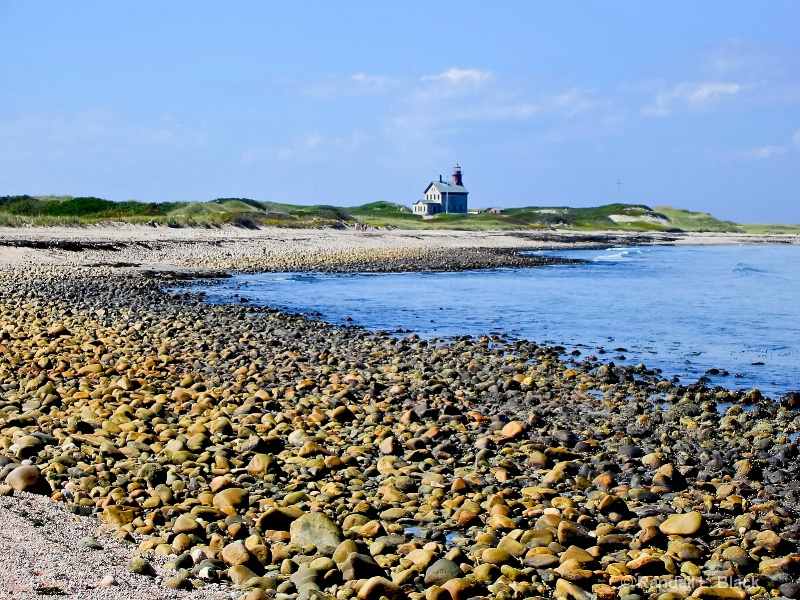 Block Island North Lighthouse - ID: 8048945 © Randy Black
