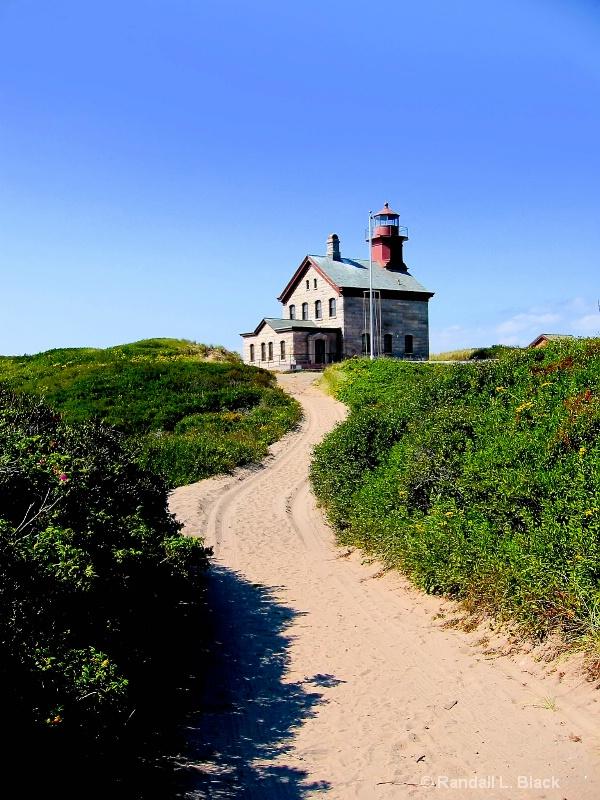 Block Island North Lighthouse - ID: 8048947 © Randy Black