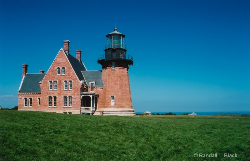 Block Island Southeast Lighthouse - ID: 8048950 © Randy Black