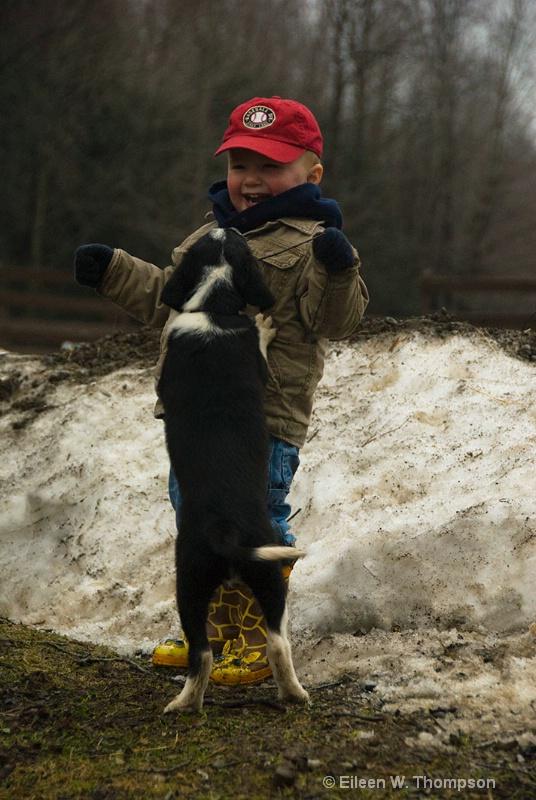 Dirty Snow Friendship
