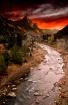 Zion Canyon Sunri...
