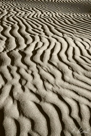 Sand Abstract No. 1