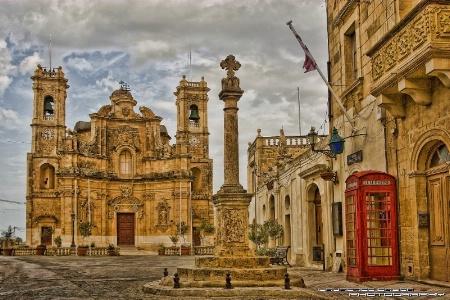 Gozo Square