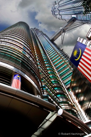 the kl twin towers