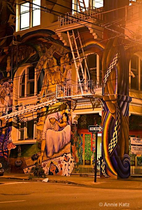 street art  - ID: 8127110 © Annie Katz