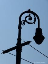 Nostalgic Street Lamp