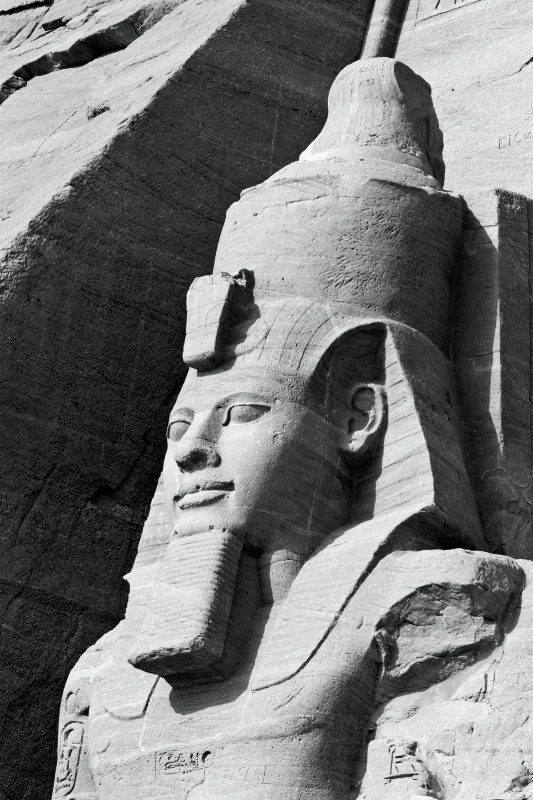 Ramses II at Abu Simbel - ID: 8144568 © Michael Kelly