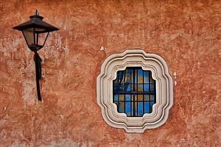 Wall in a Window