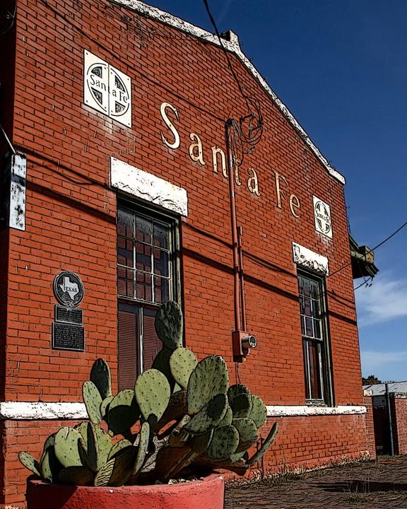 Old Santa Fe Station