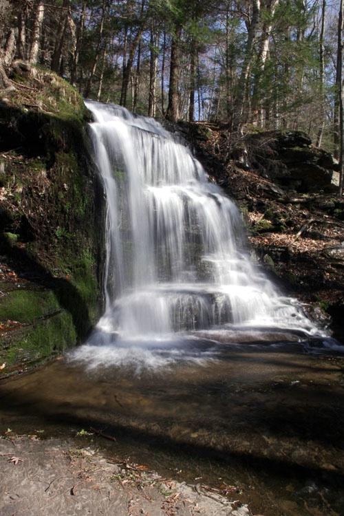 """""""Gunn Brook Falls"""""""