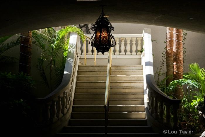 Casa Monica Staircase- St Augustine