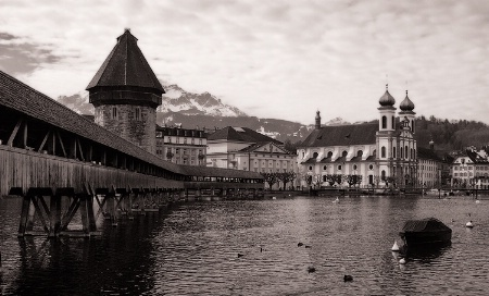 Tones of Luzern