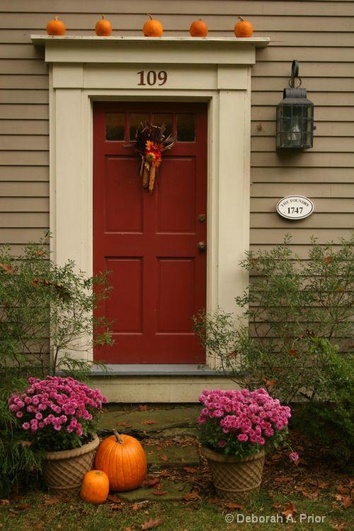 Front Door - ID: 8230611 © Deborah A. Prior