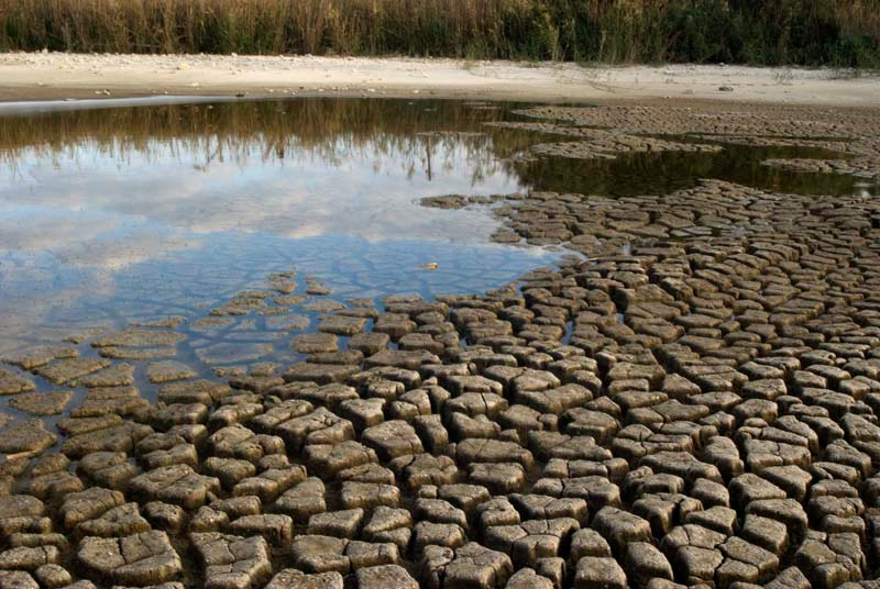 Dryness and water