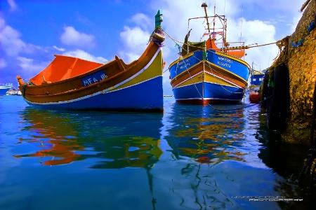 Seas of Color