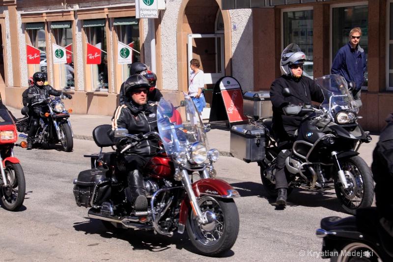 1-Motorcycles Show Kalmar 2nd May 2009 - ID: 8271671 © Krystian Madejski