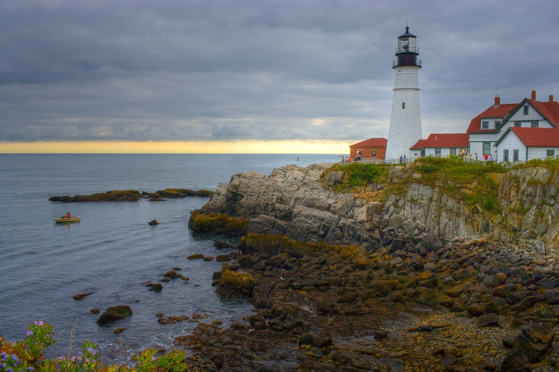 Portland Head Lighthouse - ID: 8286981 © Michael Wehrman