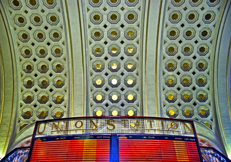 Union Station  - ID: 8290650 © Clyde P. Smith