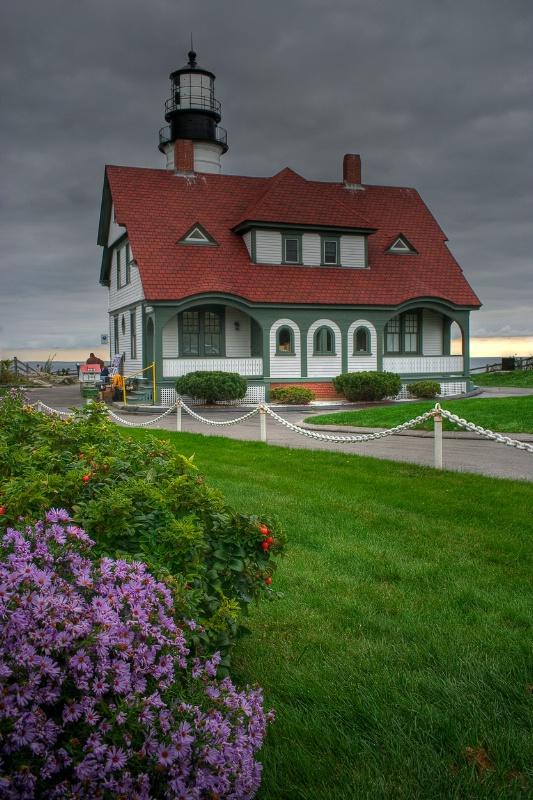 Portland Head Lighthouse 2 - ID: 8309966 © Michael Wehrman