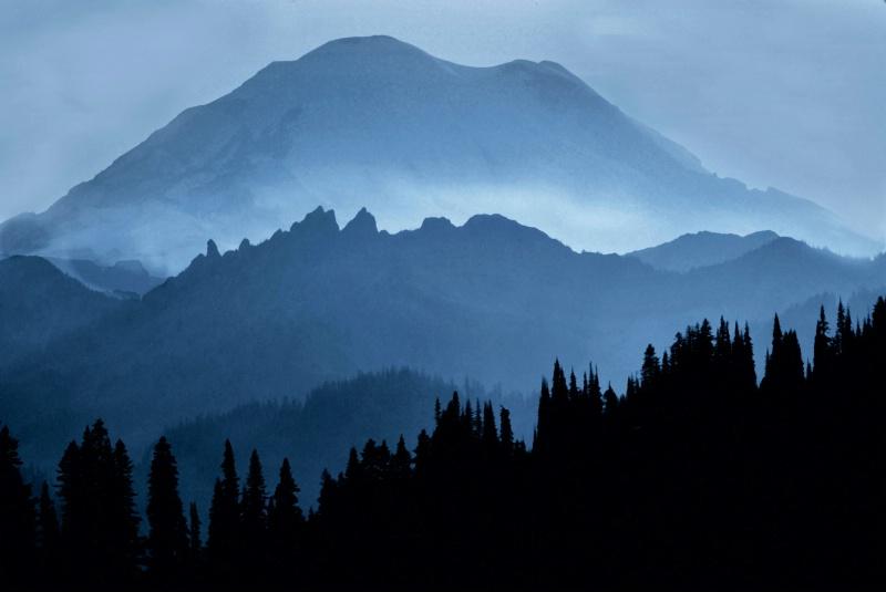 MT. RAINIER - TRITONE