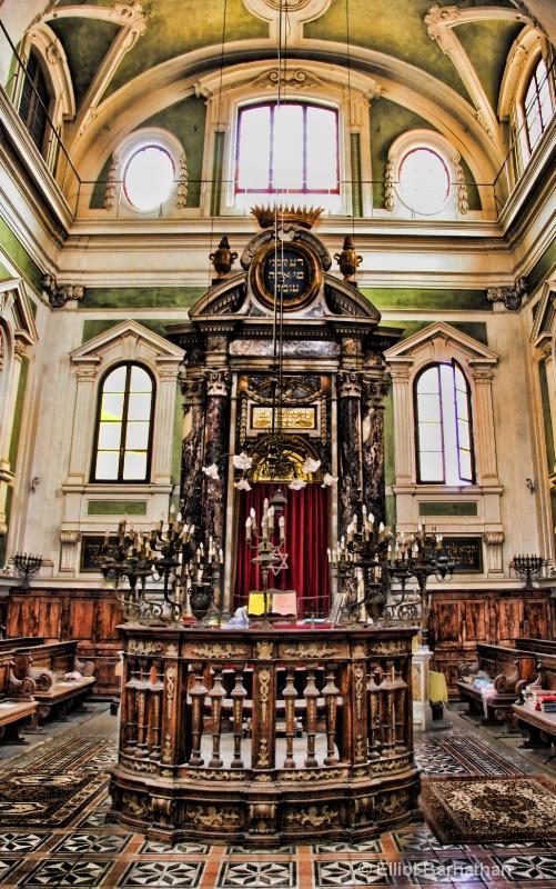 Siena Synagogue - ID: 8314199 © Elliot S. Barnathan