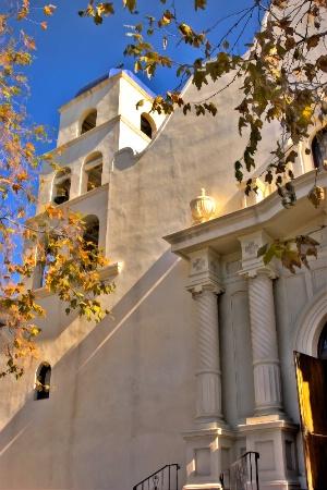 Church Bell Tower 2