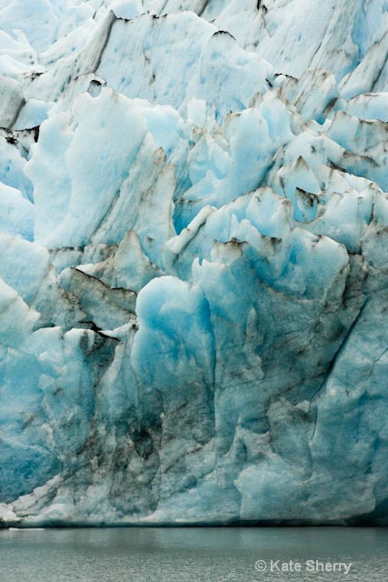 glacer shot - ID: 8339165 © Katherine Sherry