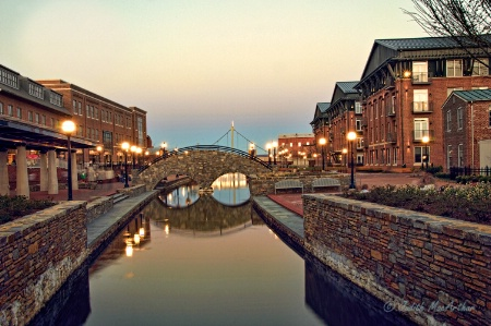 Evening Canal, Frederick, MD