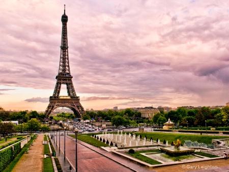 Eiffel   trocadero