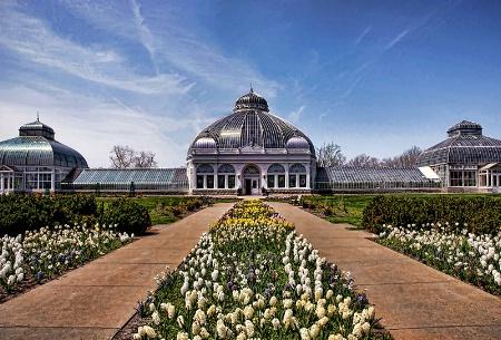 Botanical Gardens Spring Display