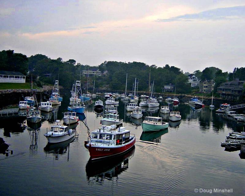 Perkins Cove - ID: 8409728 © Douglas R. Minshell