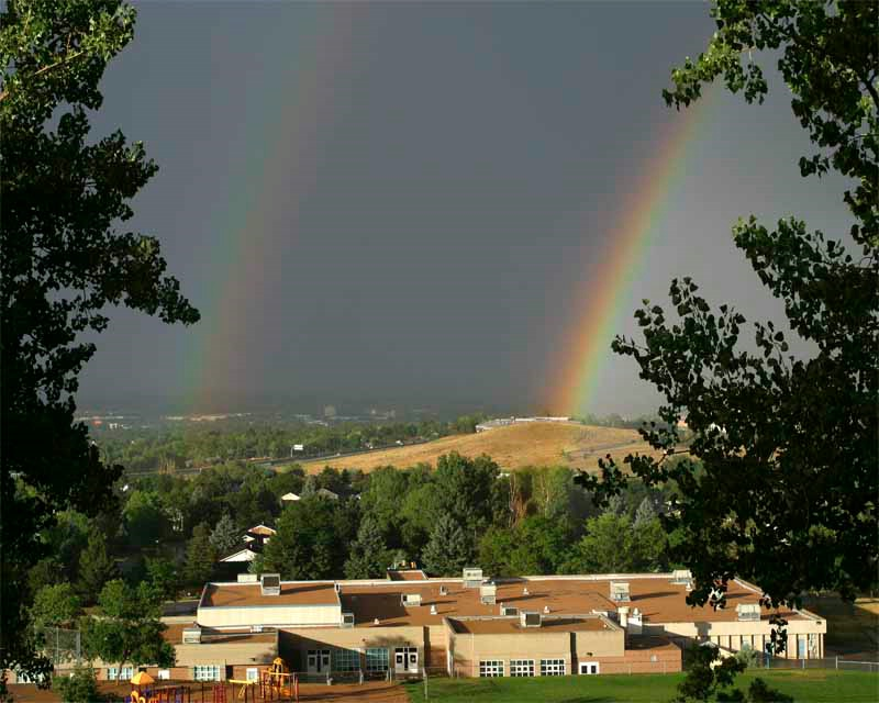 rainbow 2443 sml - ID: 8412711 © Patrick L. McAvoy