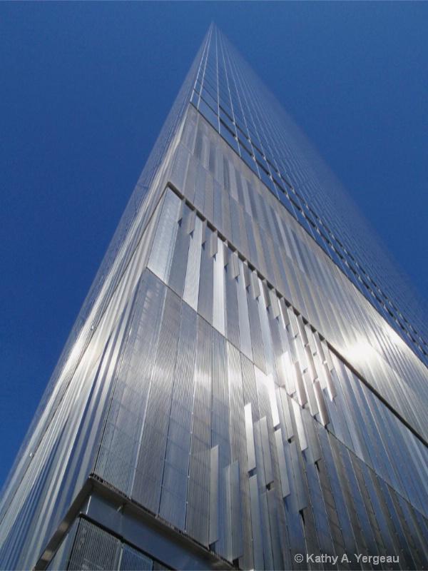 Infinity Building, NY