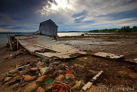 Old Eaton Boathouse