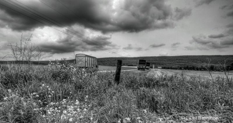 Storm on the Farm 2 - ID: 8475393 © Elliot S. Barnathan