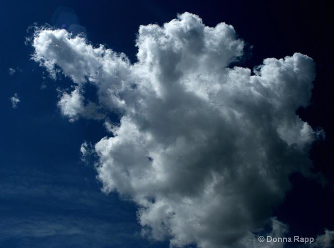 angry cloud - ID: 8478860 © Donna Rapp