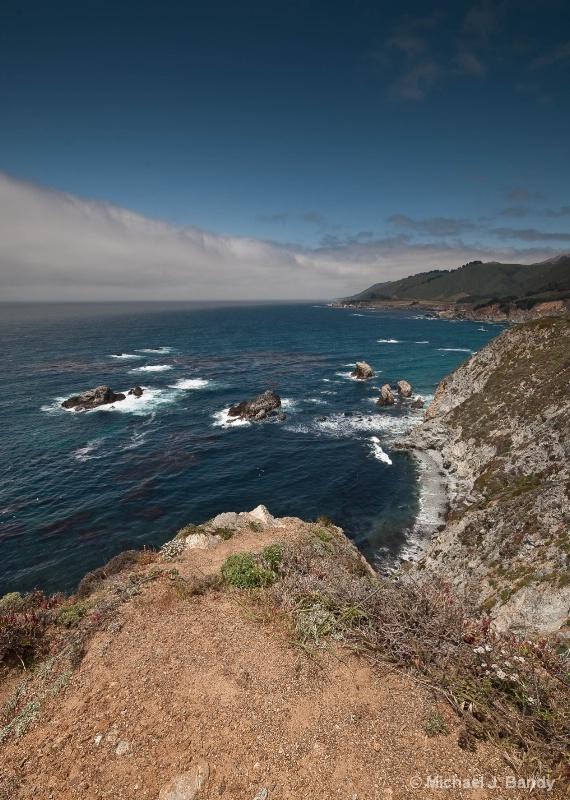 Monterey Coastline 2