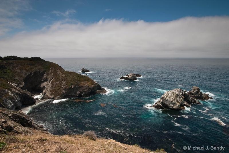 Monterey Coastline 3