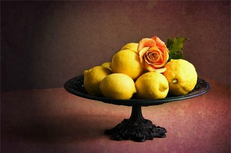 Lemons and Rose