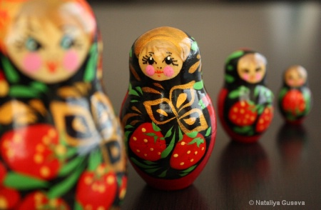 Russian dolls@differential focus